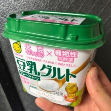 豆乳グルト(○︎´v`○︎)