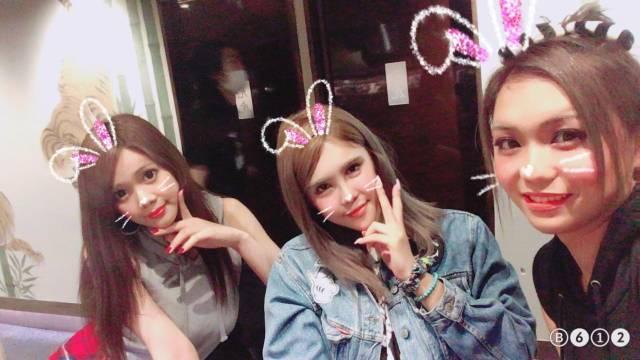 なかよち3人組(^-^)