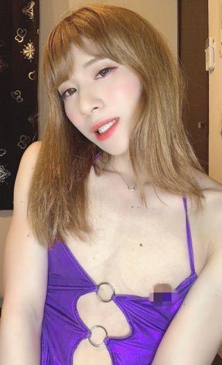 紫でムラムラ