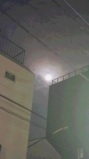 満月?十五夜お月様~★