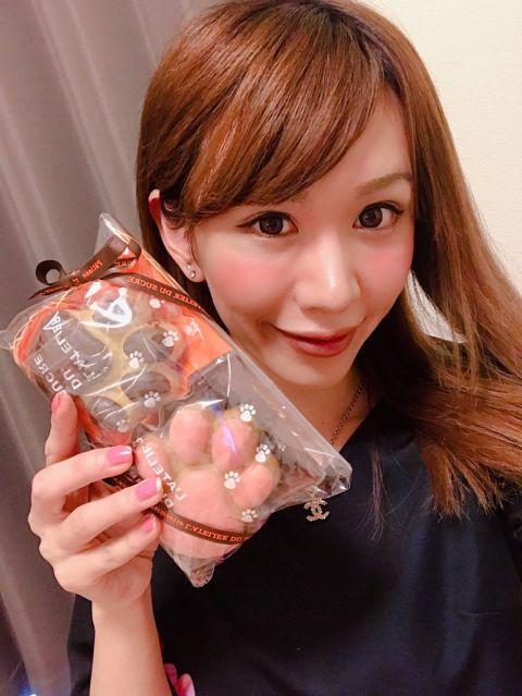 猫の肉球お菓子♡♡