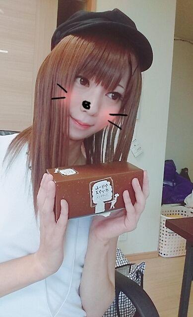 甘いの食べるとスッキリするね(о´∀`о)ノ!