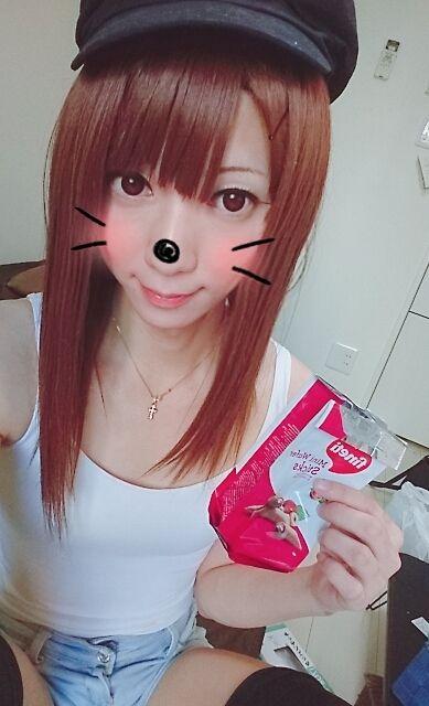 暑くてチョコ溶けちゃうね(ゝω・´★)!