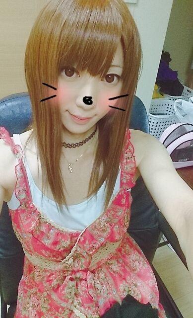 赤い服も希に着るの(^◇^)