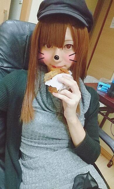 ケンタッキー美味しいのヽ(´ー`)ノ!