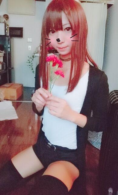オウチのお花ヾ(´ー`)ノ
