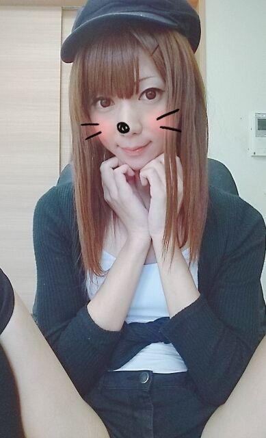 モノクロの服が好きなの(/^^)/