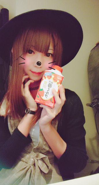 苺ちゃん美味しいよ(´ゝ∀・`)ノ