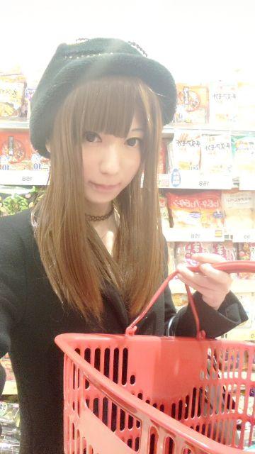 お買い物ヽ(´ω`)ノ
