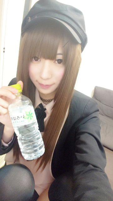 水分補給しっかりする(*´・ω・`)b