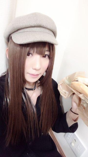 ハンバーガーって美味しいよね(ノ´ー)ノ♪