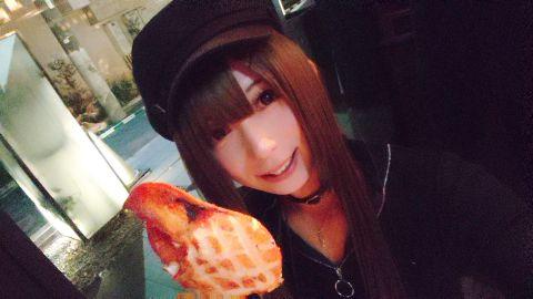 ゴハンたくさん食べたし元気なの(/^^)/♪
