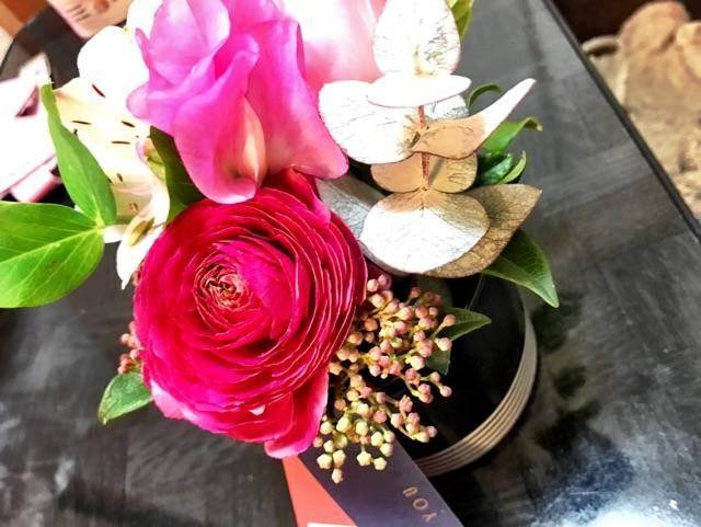 お花といちご!