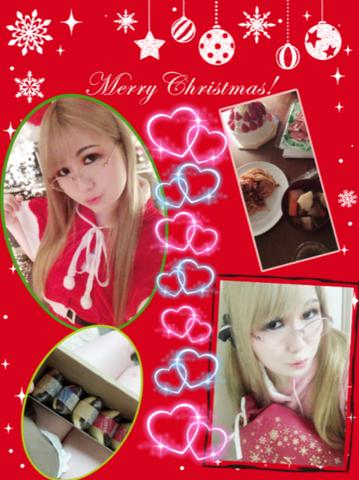 クリスマス楽しいです♫