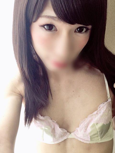 鼻フェラ〜♡
