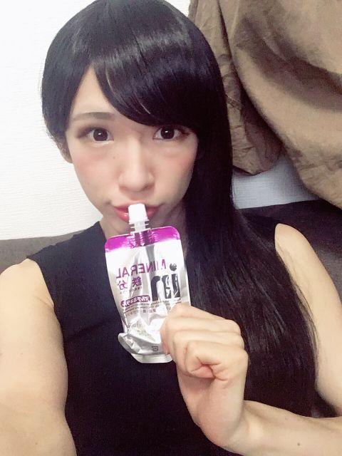 ミネラル摂ってミルクドバドバ♡