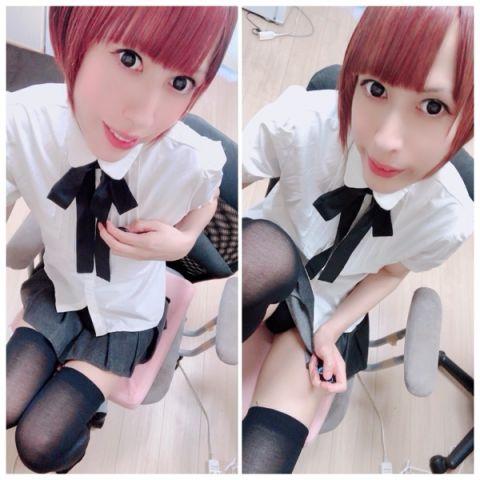 今日は制服コーデなの(^_−)−☆