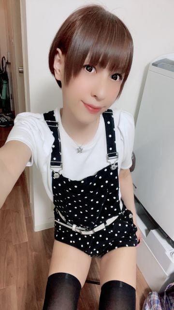 髪型が変わったのヽ(*´ー`*)ノ