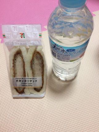 ご飯(*´∀`*)