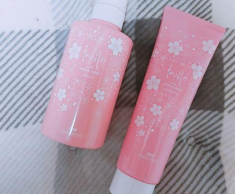 桜のにおい٩(๛˘ㅅ˘)۶クンクン♡
