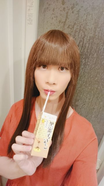 ε=(ノo`・∀・)ノとう~豆乳