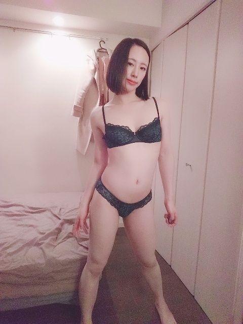 モデル立ち?(ノ´∀`*)