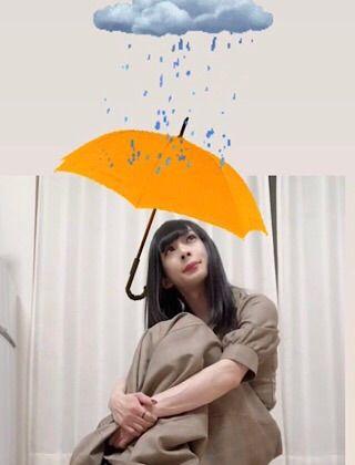 雨宿り♡しよ?