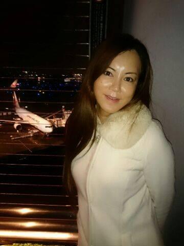 空港の夜景☆萌える