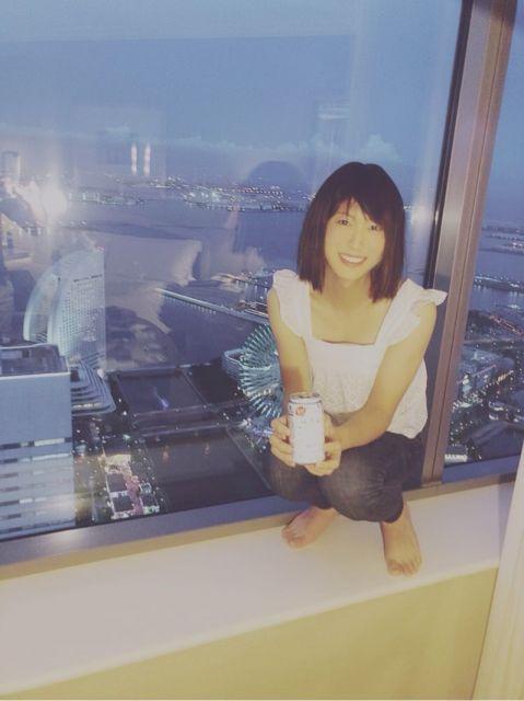 横浜楽しかった~(*´ω`*)出勤予定