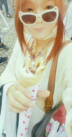 食べちゃったぁ~(*´ч`*)??