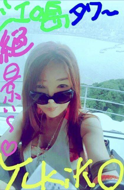 江ノ島からおっはぁ~☆。.:*・?(*´▽`*)?
