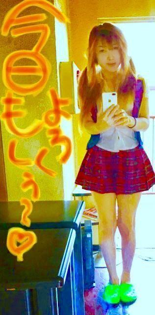 どんな変身しようかなぁ~♪♪♪(?´?`?)笑☆。.:*・゜