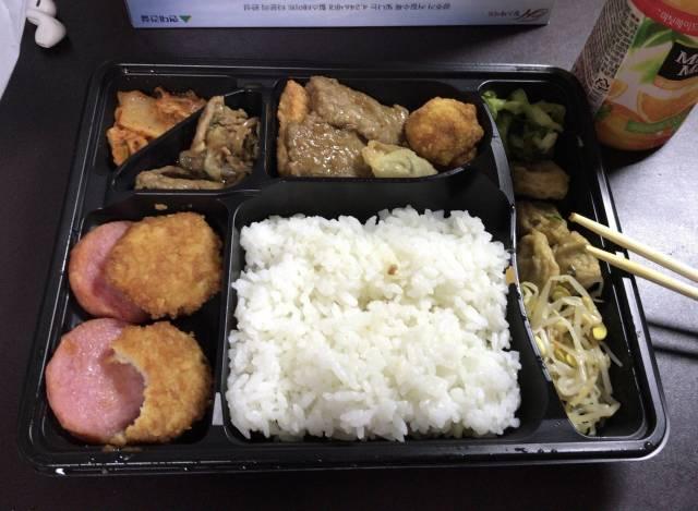 韓国のお弁当♪